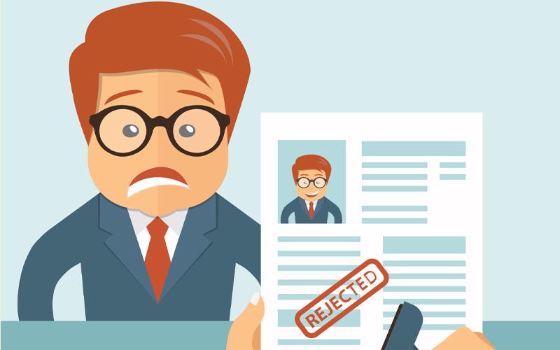 Cách gửi thư trượt tuyển dụng