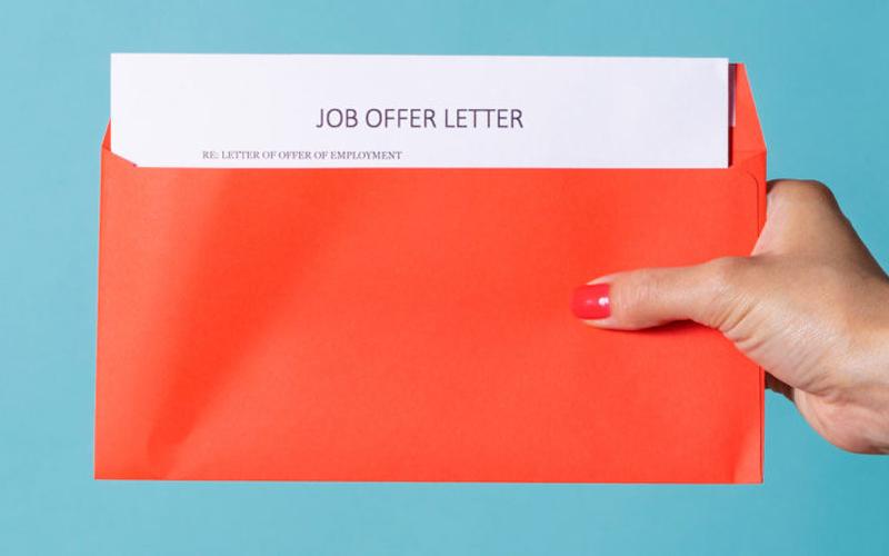 Offer Letter có những thông tin nào?
