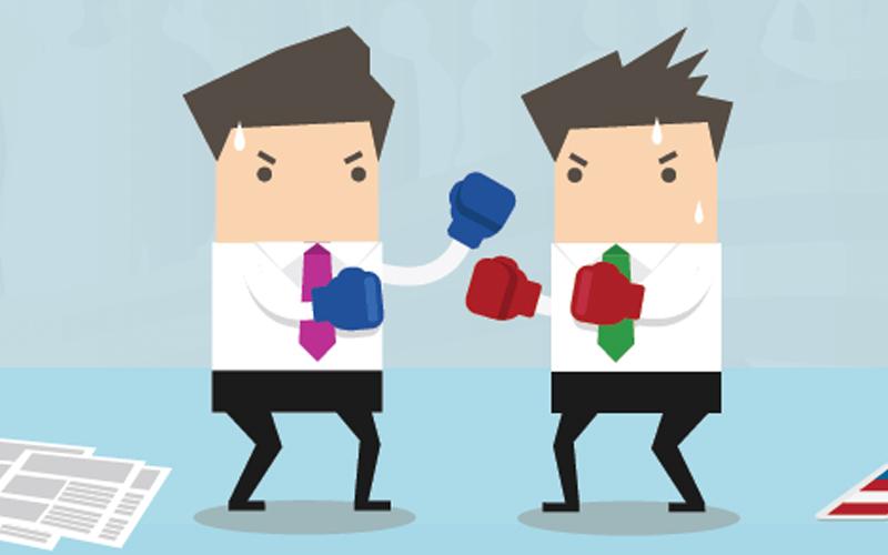 Khi xích mích với đồng nghiệp thì cách giải quyết nào là tốt nhất?