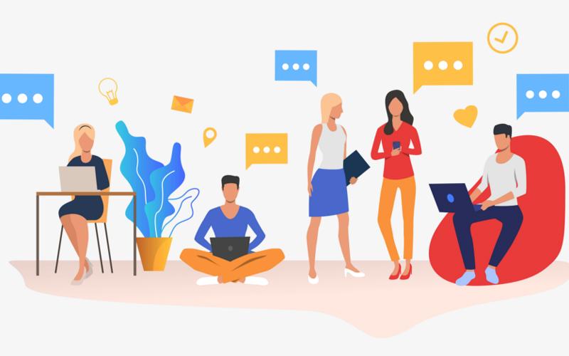 Cách giao tiếp trong môi trường công sở
