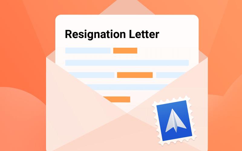 Mẫu viết mail xin nghỉ việc chuẩn nhất