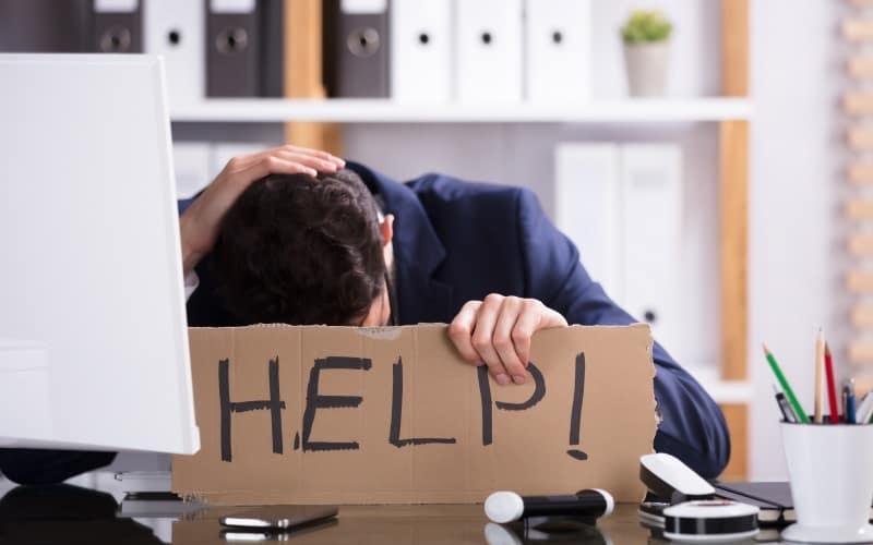 Bị stress vì KPI công việc quá lớn, tôi phải làm gì?