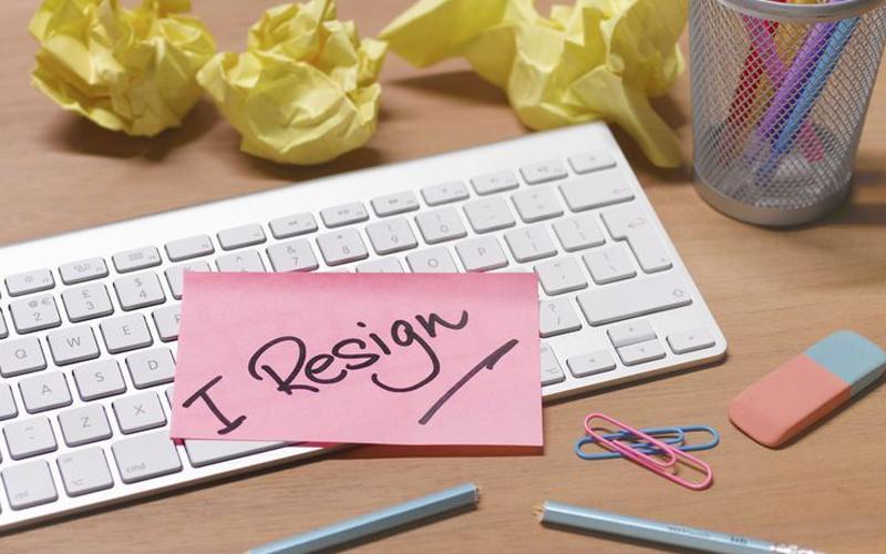 Nguyên nhân nghỉ việc thường thấy của dân văn phòng