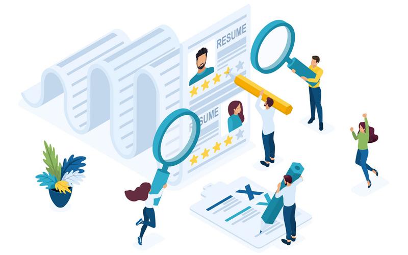 Các tiêu chí đánh giá ứng viên tuyển dụng
