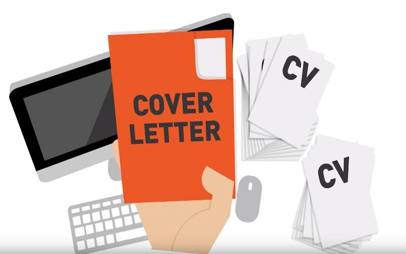Mẫu cover letter gồm những nội dung gì?